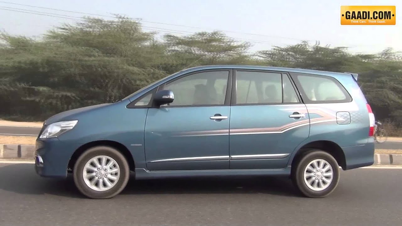 New Venturer Vs Innova List Grand Avanza Toyota Review 2013 Youtube