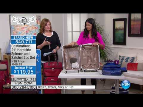 HSN | Destinations Travel Premiere 06.14.2017 - 10 AM