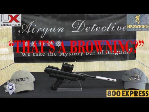 Browning 800 Express Breakbarrel Air Pistol