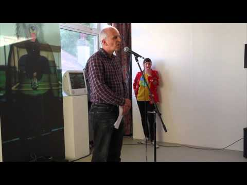 Guernsey College Art and Design Final Year Show 2013 - Speeches