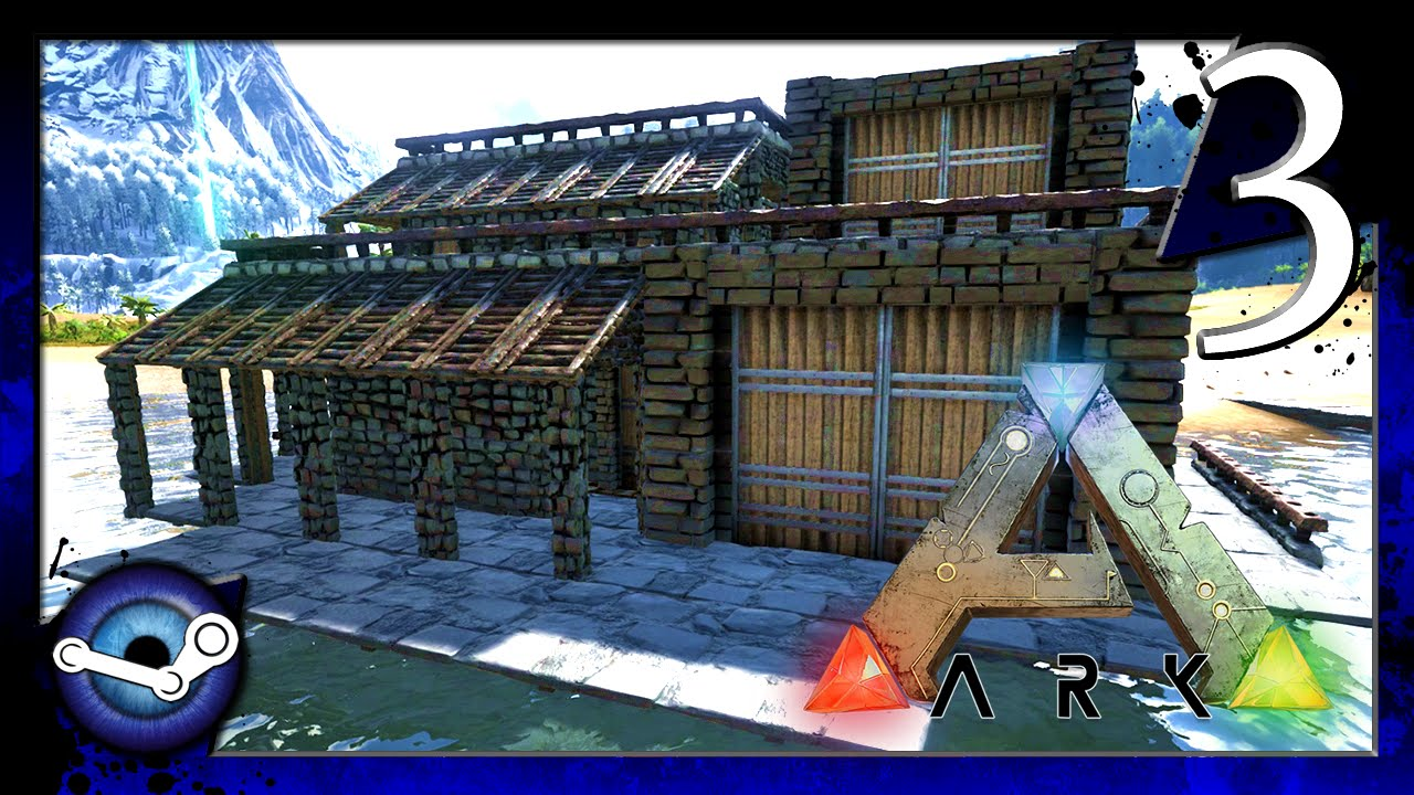Steam Community :: Video :: Its a house   Its a raft    Its