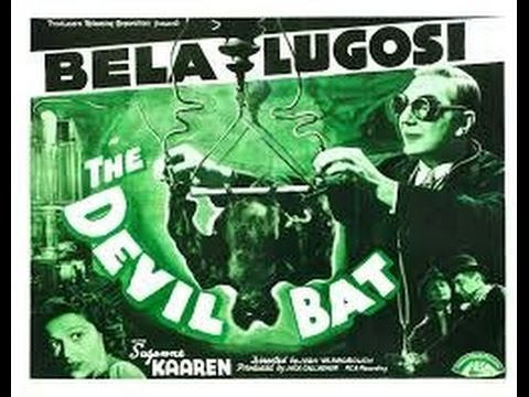 Week 168: The Sinister One Reviews: The Devil Bat