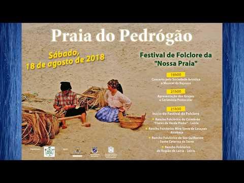 FESTIVAL DE FOLCLORE DA NOSSA PRAIA@RANCHO FLORES DE VERDE PINHO COIMBRÃO