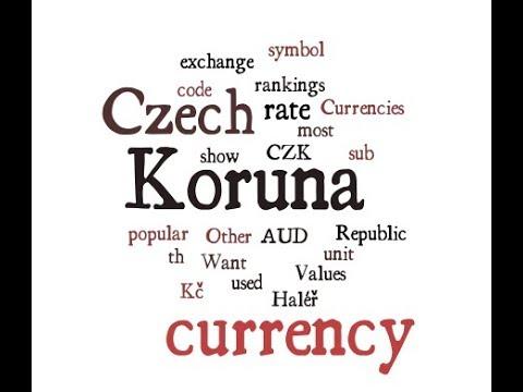 Czech Currency - Koruna