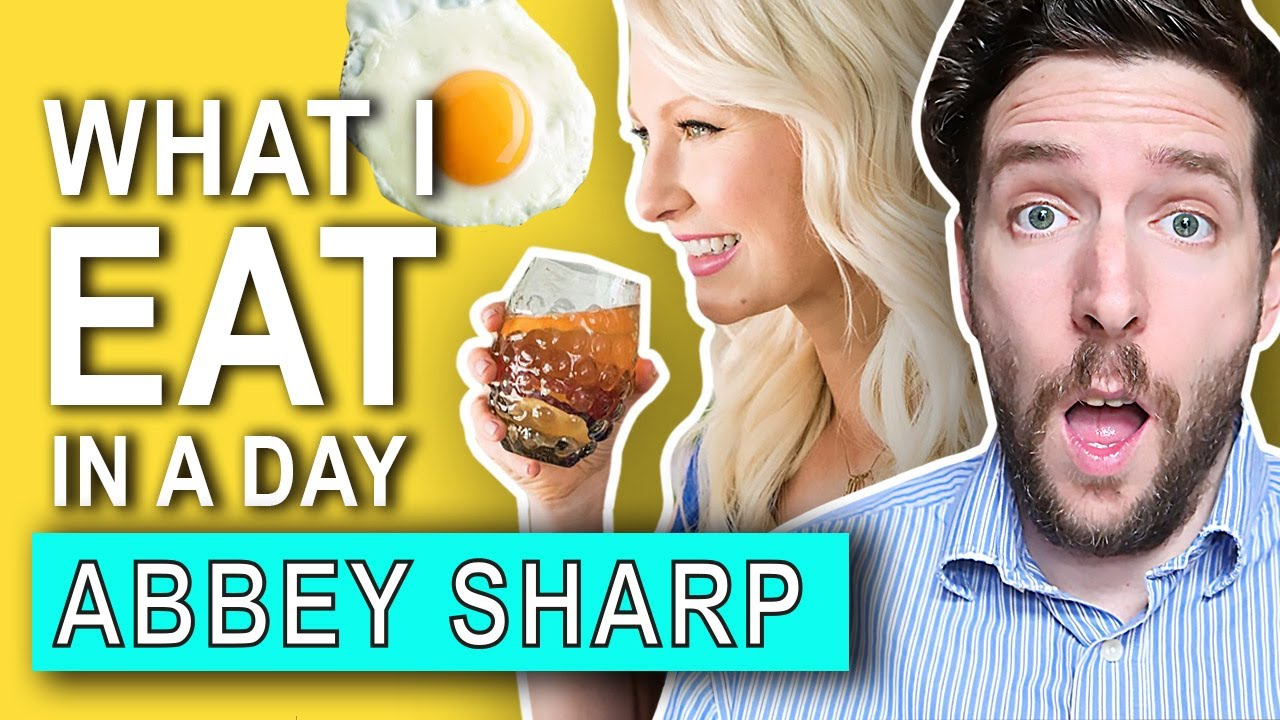 Nutritionist Reviews | ABBEY SHARP'S What I Eat In A Day