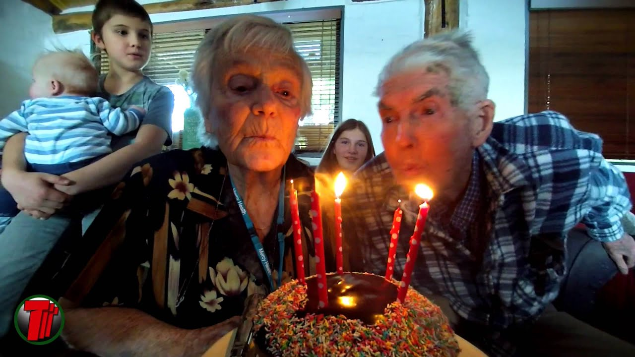 Happy Birthday Great Grandma Pa
