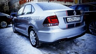 Volkswagen Polo Gt, Тест Ополоумевшего От России Седана