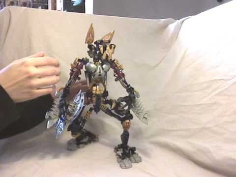 Lego instructions bionicle 8733 axonn + 8734 brutaka youtube.