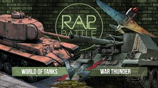 Скачать Рэп Баттл World Of Tanks Vs War Thunder 140 BPM реванш