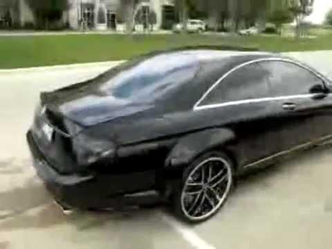 Mercedes CL 65 AMG Compilation