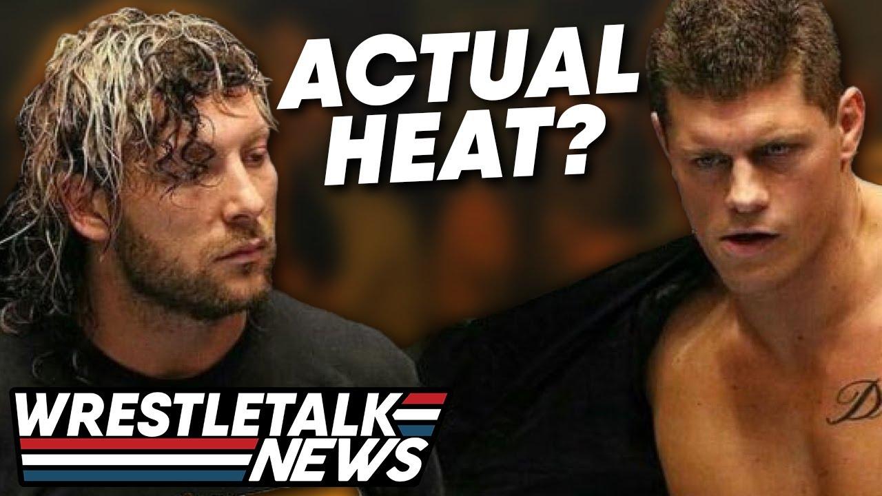 HEAT Between Elite & Cody Rhodes? WWE SmackDown Review   WrestleTalk