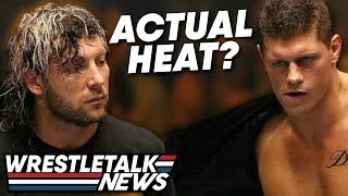 HEAT Between Elite & Cody Rhodes? WWE SmackDown Review | WrestleTalk