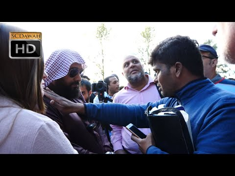 P3 - No Answers please! Hashim & Sheikh Muhammed Vs Indian Christian   Speakers Corner   Hyde Park