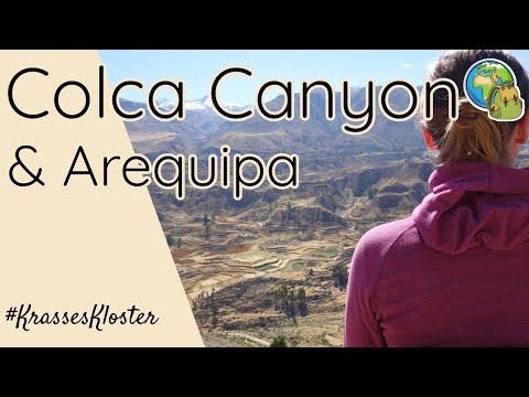 Arequipa & Colca Canyon  ⦿ Weltreise Vlog #38