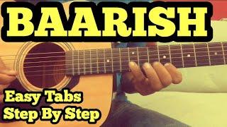 Baarish Guitar Tabs/Lead Lesson | Half Girlfriend | Arjun | Shraddha | Ash King | FuZaiL Xiddiqui