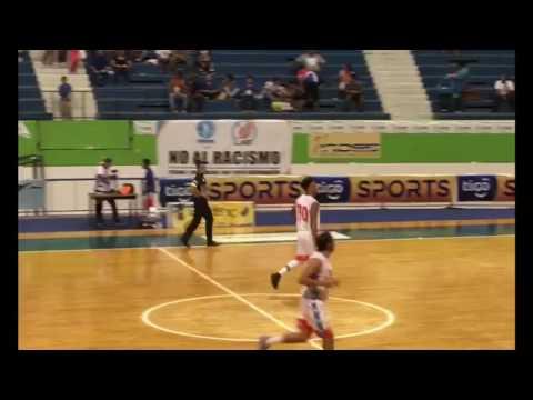 Christopher Miller Full Highlights 29 Points 8 Assists LMB El Salvador First League