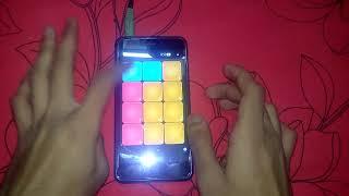 Download Lagu All Falls Down - Alan Walker ft. Noah Cyrus | Super Pads App - Kit - Falls | Raj E (HD Video) Mp3