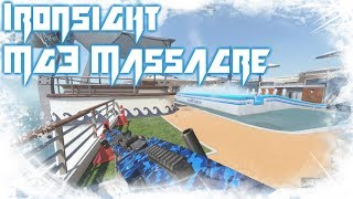 Ironsight - MG3 Massacre