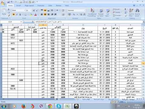 المحاسبة المالية المتقدمة 2 pdf