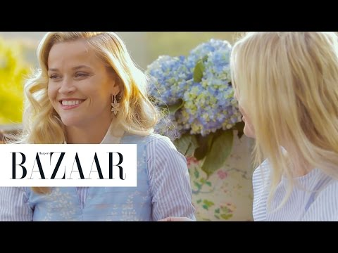 Reese Witherspoon on Draper James with Laura Brown