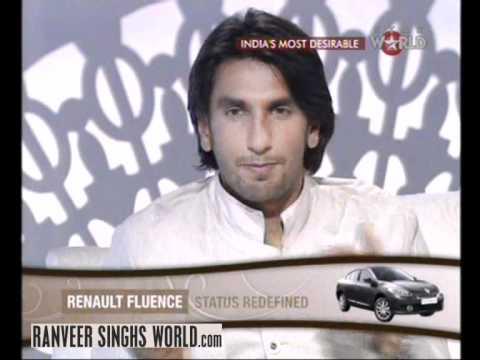 Ranveer on Indias Most Desirable - 03