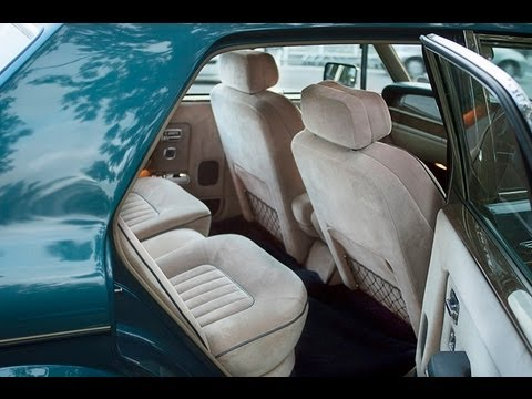rare bentley with factory cloth interior youtube. Black Bedroom Furniture Sets. Home Design Ideas