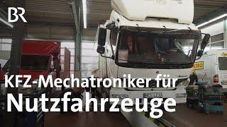 KFZ-Mechatroniker Nutzfahrzeugtechnik | Ausbildung | Beruf