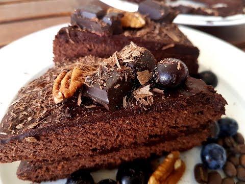 best-keto-recipes-i-keto-mocha-chocolate-cake-i-best-low-carb-chocolate-cake