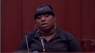 Zimmerman attorney tries to discredit witness