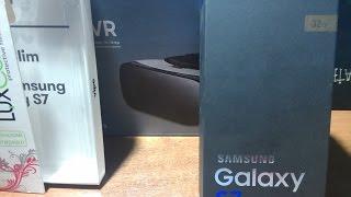 ОБЗОР: Samsung Galaxy S7 ( БРАК)
