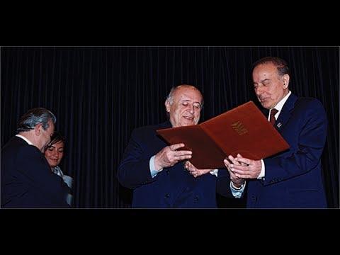 Süleyman Demirel'den Haydar Aliyev'e Pezevenk Göndermesi :))