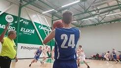 LokokoFeeniks/Ura Basket  1.erä, 03-04 kilpa, Tallink Turnaus 2019