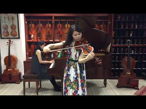 Patrick Seaux Violin 2005 パトリック・ショー バイオリン演奏動画 / マスネ:タイスの瞑想曲