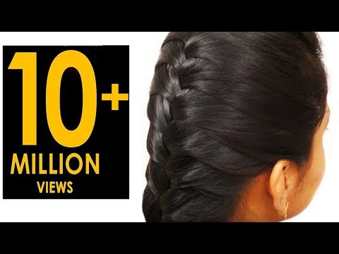 5 Best Hair Style for Ladies | Girls Hair Style Tutorial 2017