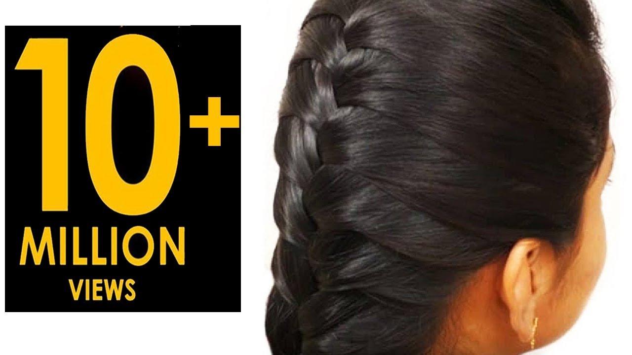 5 Best Hair Style for Ladies  Girls Hair Style Tutorial