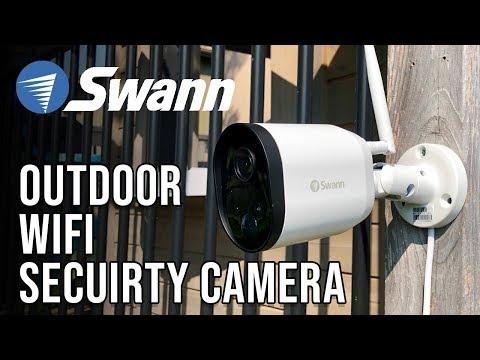 Swann WIFI 1080p Security Camera SWWHD-OUTCAM