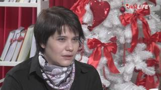 Елена Галкина делает прогноз на 2017 год,   UKRLIFE TV