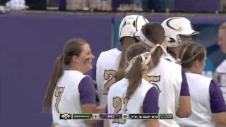 Megan Good 2-RBI double clinches win