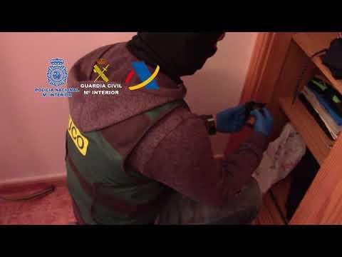 Cae una de las principales organizaciones criminales dedicadas al narcotráfico en Canarias