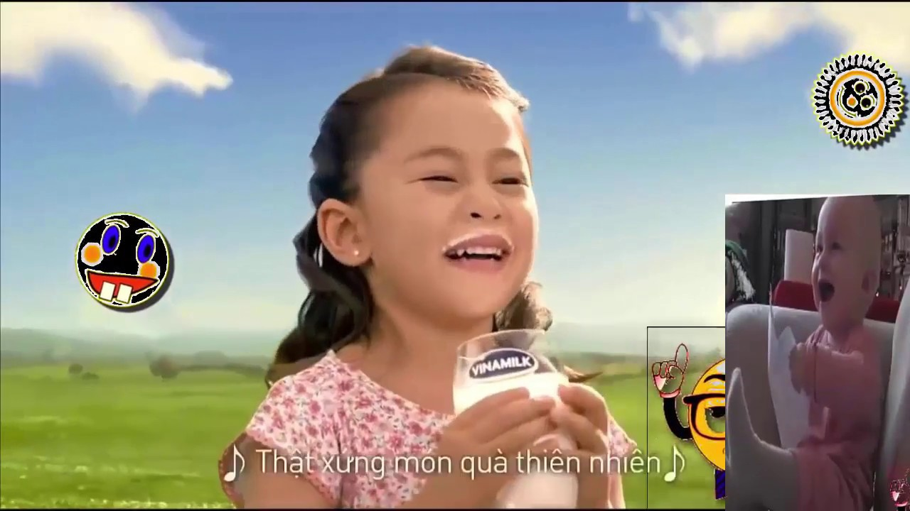 Quảng cáo cho bé bò sữa ngoan vinamilk 2018 mới nhất