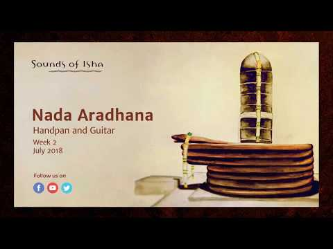 Nada Aradhana - Handpan and Guitar || Meditative music || sound