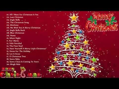 Merry Christmas And Happy New Year Songs 2018 - Christmas Collection Songs - Top Christmas Songs4