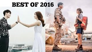 Video TOP 10 BEST KOREAN DRAMAS OF 2016 download MP3, 3GP, MP4, WEBM, AVI, FLV Mei 2017