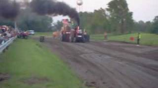 Justin Hopkins Tractor Pull- Dirty Hooker-Pattonsburg,MO  1st Place IAMO Hook