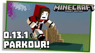 Minecraft PE 0.13.1: MELHOR SERVIDOR DE PARKOUR E PVP! (Pocket Edition / MCPE)
