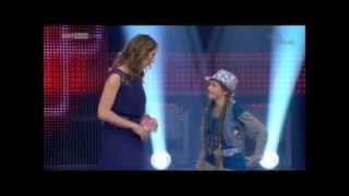 Kiddy Contest 2011 - Sarah - Der Ohrwurm (TV-Auftritt)