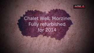 Chalet Well, Morzine -- Alpine Elements
