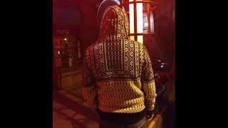 Вязаный свитер с жаккардом на машине для сына. 🙋Вязание с Аленой Никифоровой❤