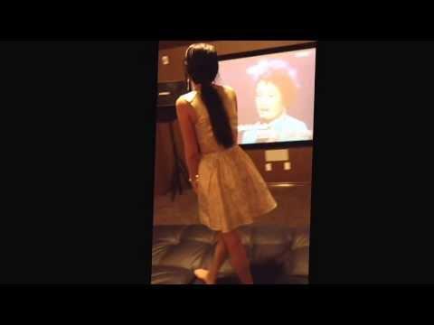 Karaoke with Kim Phuong - Thai House -1/19/2014