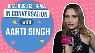 Bigg Boss 13 Finale: Arti Singh: Rashami Desai has seen a lot of ups and downs, will remain friends